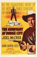 The Gunfight at Dodge City (1959) Box Art