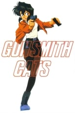 Gunsmith Cats (1995) Torrent Legendado