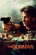The Gunman (2015) Box Art