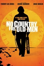 Filmposter: No Country for Old Men