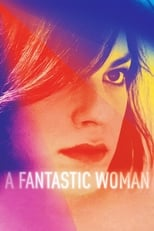Poster for A Fantastic Woman