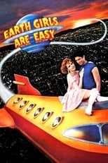 Earth Girls Are Easy (1988) Box Art