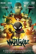 Mutafukaz (2018) Torrent Legendado