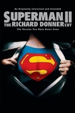 Poster for Superman II: The Richard Donner Cut