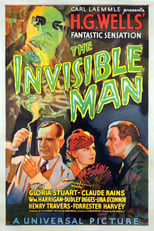 Image The Invisible Man – Omul invizibil (1933) Film online subtitrat HD
