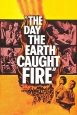The Day The Earth Caught Fire (1961) box art