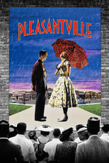 Official movie poster for Pleasantville (1998)