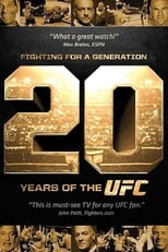 Fighting for a Generation: 20 Years of the UFC
