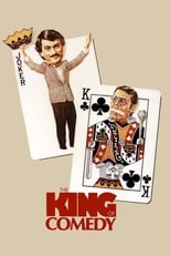 Poster Image for Movie - The King of Comedy