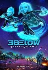 Os 3 Lá Embaixo Contos de Arcadia 2ª Temporada Completa Torrent Dublada e Legendada