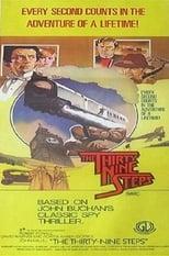 The Thirty-Nine Steps (1978) Box Art