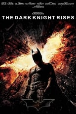 Filmposter: The Dark Knight Rises