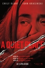 Filmposter: A Quiet Place