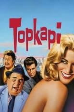Topkapi (1964) Box Art