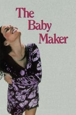 Official movie poster for The Baby Maker (1970)