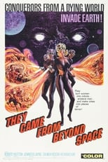 They Came From Beyond Space (1967) Box Art