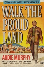 Walk the Proud Land (1956) Box Art