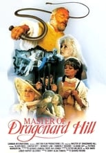 Official movie poster for Master of Dragonard Hill (1987)
