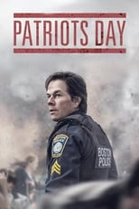 Official movie poster for Patriots Day (2016)