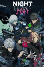 Poster anime Night Head 2041 Sub Indo