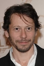 Poster for Mathieu Amalric