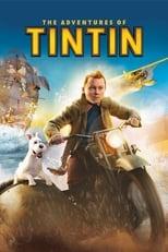 The Adventures of Tintin (2011) box art