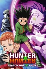 Hunter x Hunter 1ª Temporada Completa Torrent Legendada