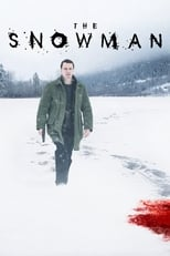 Official movie poster for The Snowman (2017)