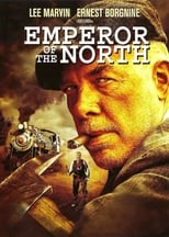 Official movie poster for Emperor of the North (1973)