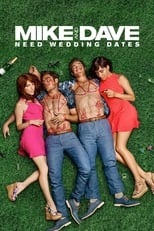 Filmposter: Mike and Dave Need Wedding Dates