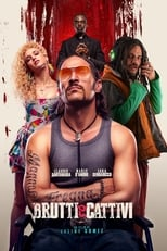 Ugly Nasty People poster