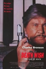 Death Wish V: The Face of Death (1994) Box Art