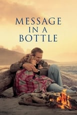Official movie poster for Message in a Bottle (1999)