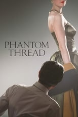 Phantom Thread (2018) Box Art