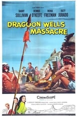 Dragoon Wells Massacre (1957) Box Art