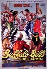 Buffalo Bill - Hero of the West (1964) Box Art
