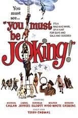 You Must Be Joking (1965) Box Art