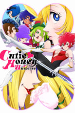 Cutie Honey 1ª Temporada Completa Torrent Legendada
