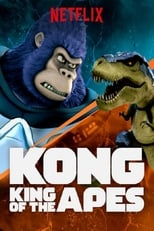streaming Kong : Le roi des singes