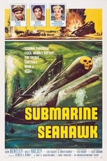 Submarine Seahawk (1959) Box Art