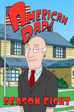 American Dad! 8ª Temporada Completa Torrent Dublada