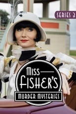 Miss Fisher's Murder Mysteries 3ª Temporada Completa Torrent Legendada