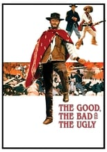 The Good, the Bad and the Ugly (1966) box art