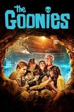 The Goonies (1985) Box Art