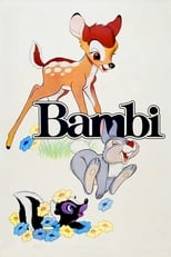 Bambi (1942) Torrent Dublado e Legendado