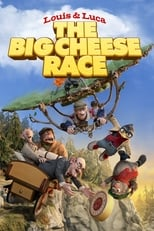 Poster for Louis & Luca: The Big Cheese Race