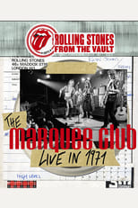 Rolling Stones From the Vault the Marquee Live in 1971