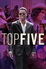 Top Five (2014) Box Art