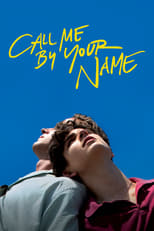 Call Me by Your Name poster image