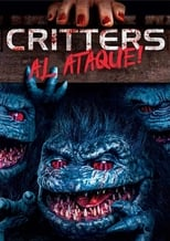 Imagen Critters Attack! (2019)